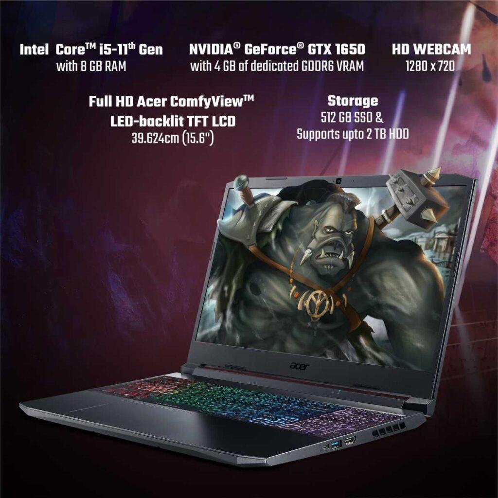 Acer Nitro 5 AN515 55 NH.QBZSI .003 Specs