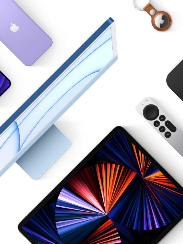 Apple 2021 iPad Pro, iMac, AirTag listed on Amazon India