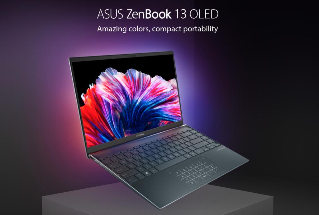 Asus UM325UA KG701TS Zenbook 13 2021 laptop