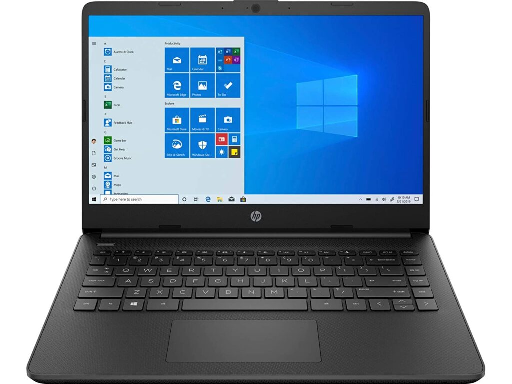 HP 14s dr2016tu Laptop