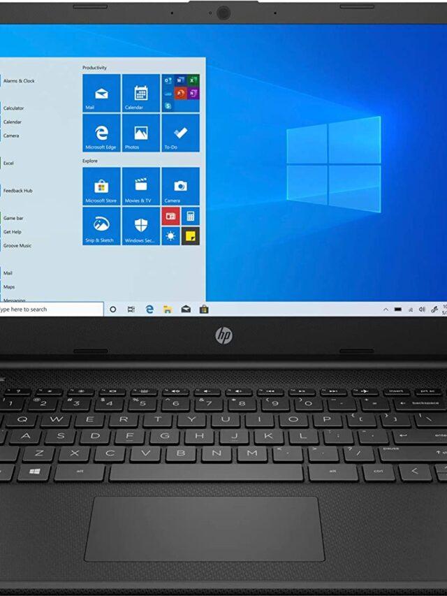 HP 14s-dr2016tu Laptop in stock on Amazon India | Lowest Price, Specs