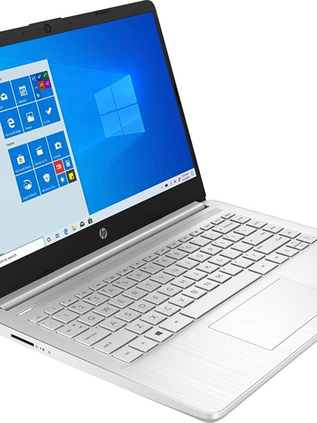 HP 14s-fr0016AU Laptop Price in India ( Ryzen 3 4300U / 8GB / 512GB )