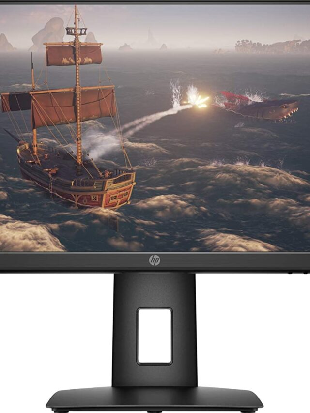 HP X24ih 13L82AA Gaming Monitor Price in India ( IPS / 144hz / Adaptive Sync / Full HD )