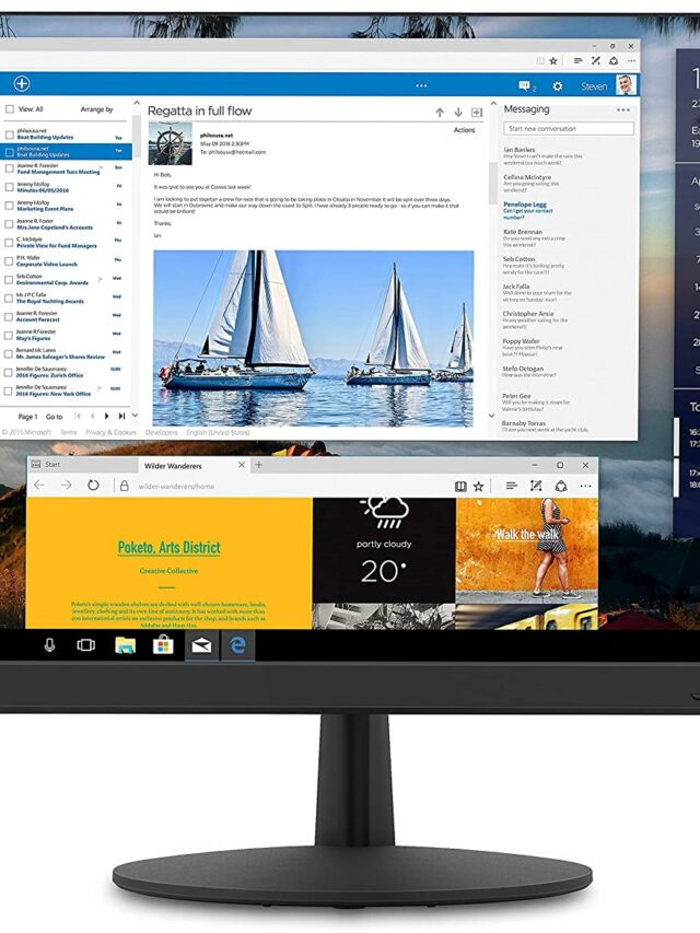 Lenovo L24q-30 Monitor Price in India ( 23.8 / QHD / 99% sRGB )