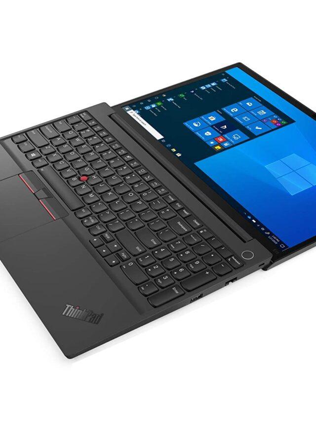 Lenovo 20TDS0A100 ThinkPad E15 Price in India ( Core i7-1165G7 / 16GB / 512GB SSD )