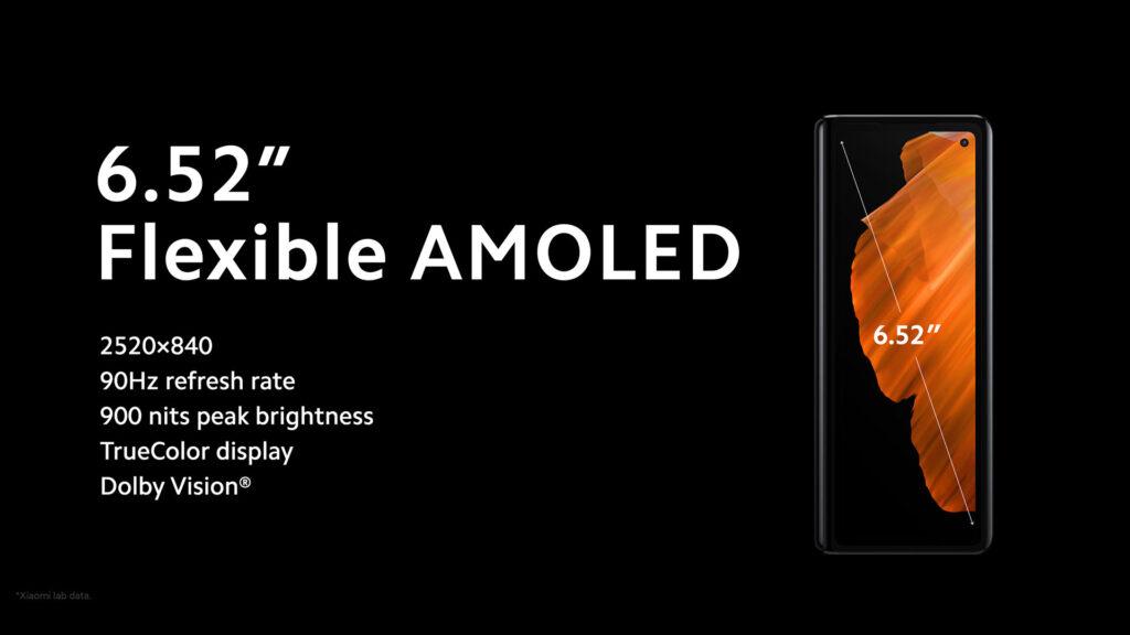 Xiaomi Mi Mix Fold 2021 foldable phone