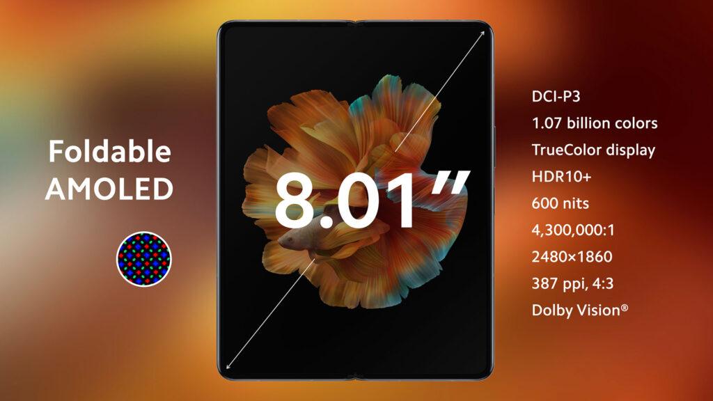 Xiaomi Mi Mix Fold Photos