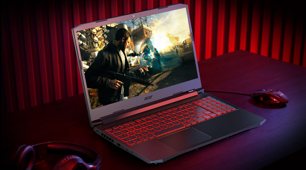 Acer Nitro 5 2021 AN515 UN QBZSI 008