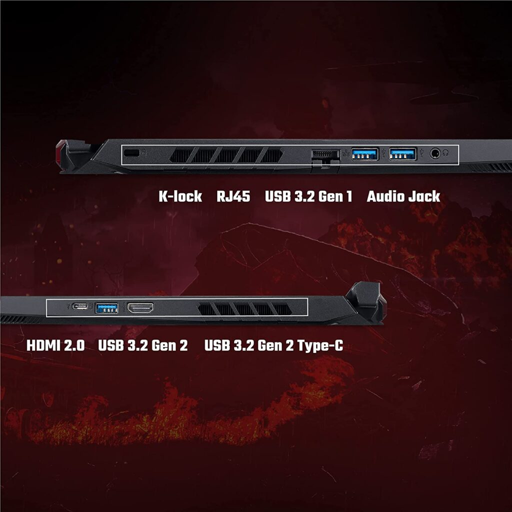Acer Nitro 5 AN515 56 NH.QBZSI .00 1 1