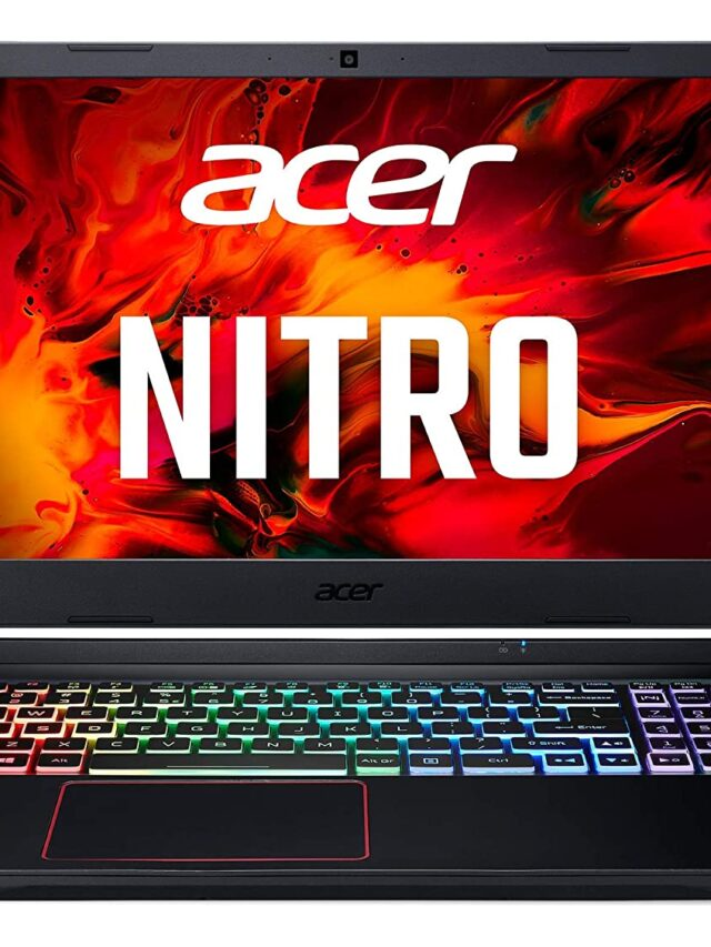 Acer Nitro 5 AN515-56 2021 with 11th Gen Core i7 processor launched in India ( 144hz / GTX 1650 )