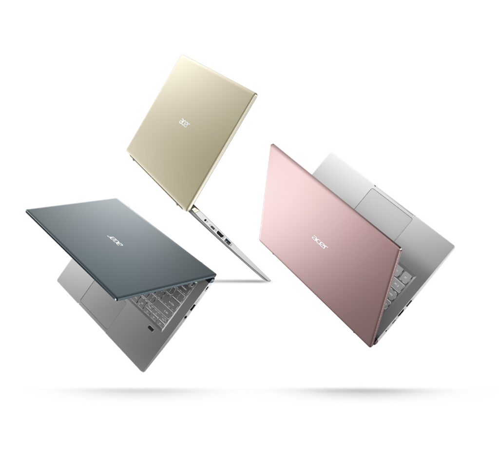 Acer Swift X 2021 rtx 3050 ti laptop 1