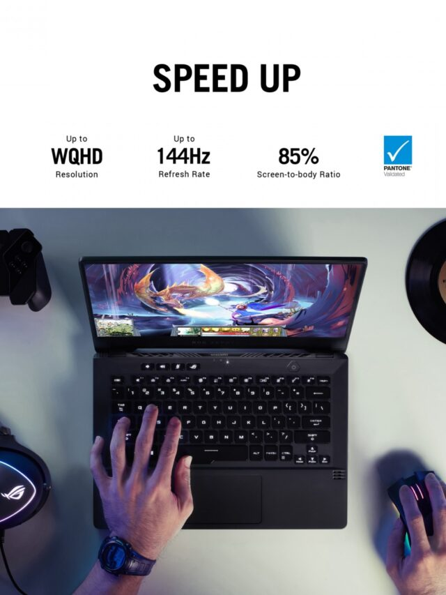Asus ROG Zephyrus G14 GA401 2021 launching in India on May 12