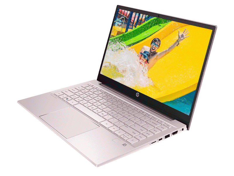 HP 14 dv0055TU Laptop Price India front