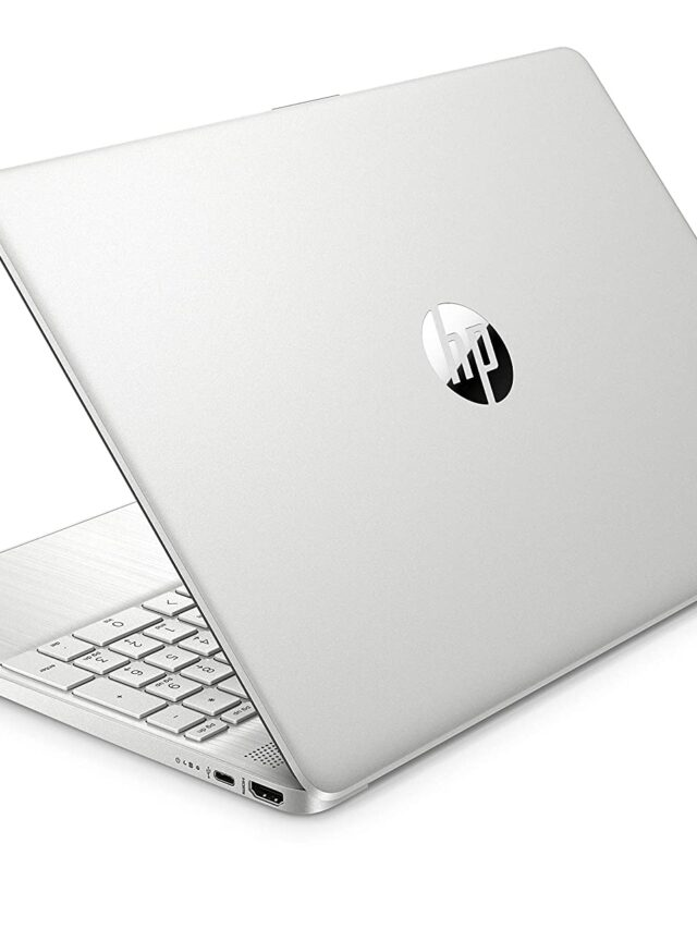 HP 15 15s-eq2040au 2021 Laptop Price in India ( Ryzen 5 5500U / 8GB / 512GB SSD )
