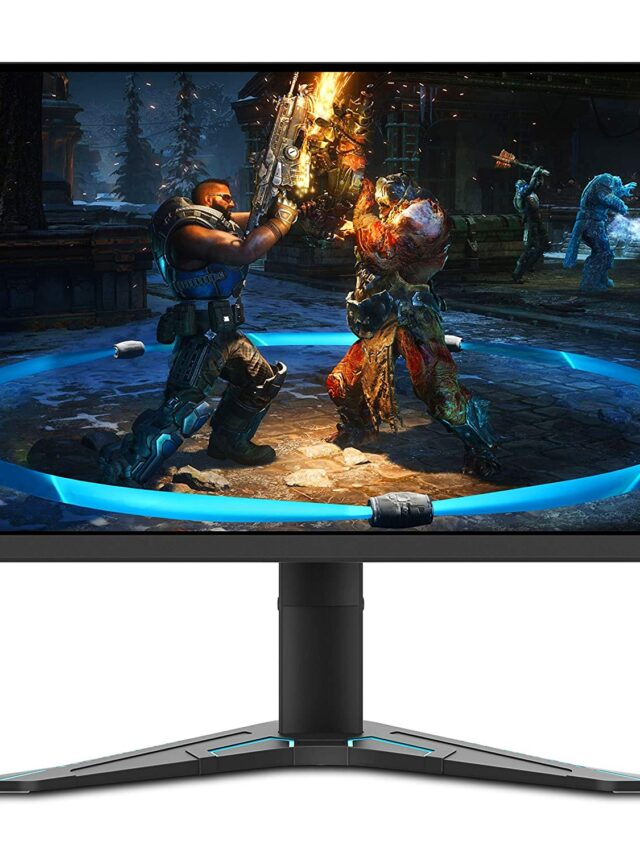 Lenovo G27-20 144hz Gaming Monitor Price in India ( AMD FreeSync / 1ms MPRT / Full HD / 27-inch )