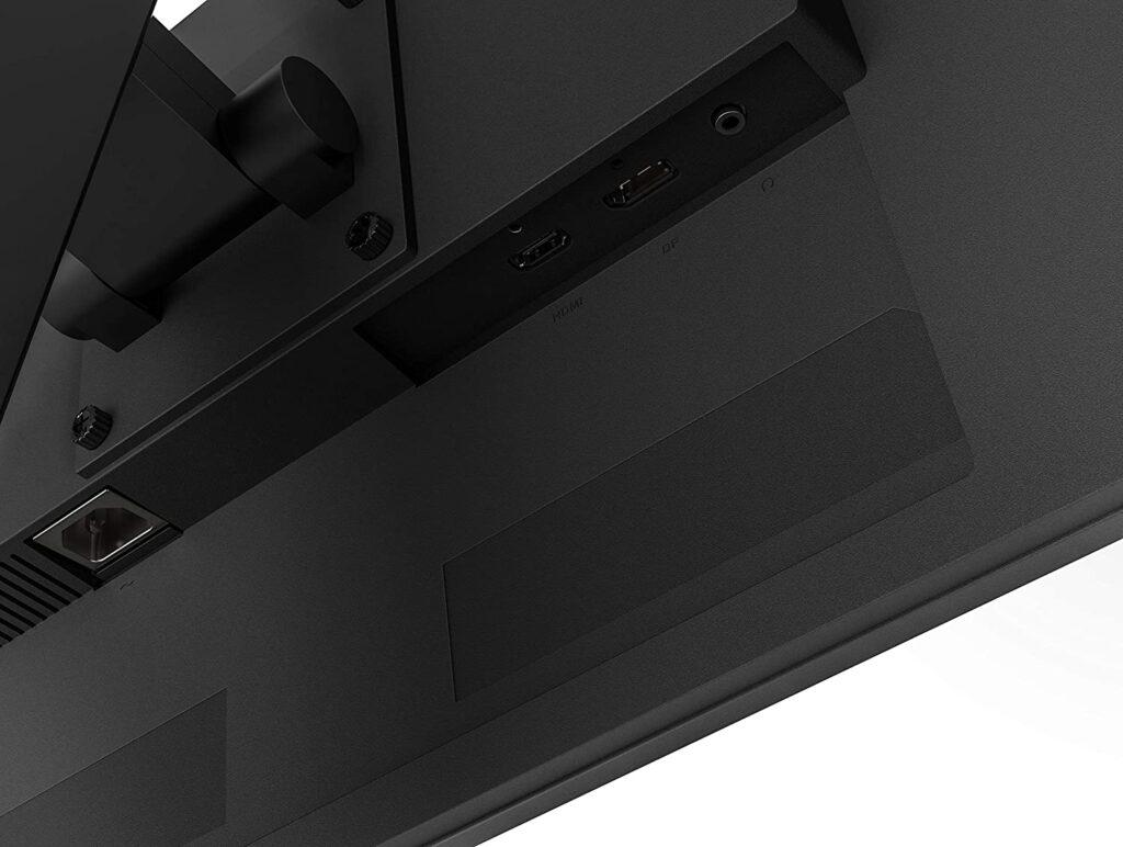 Lenovo G27 20 monitor Ports