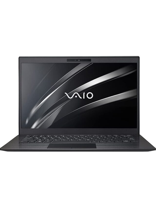 VAIO SE14 2021 Laptops with 11th Gen Intel processors Launched in India