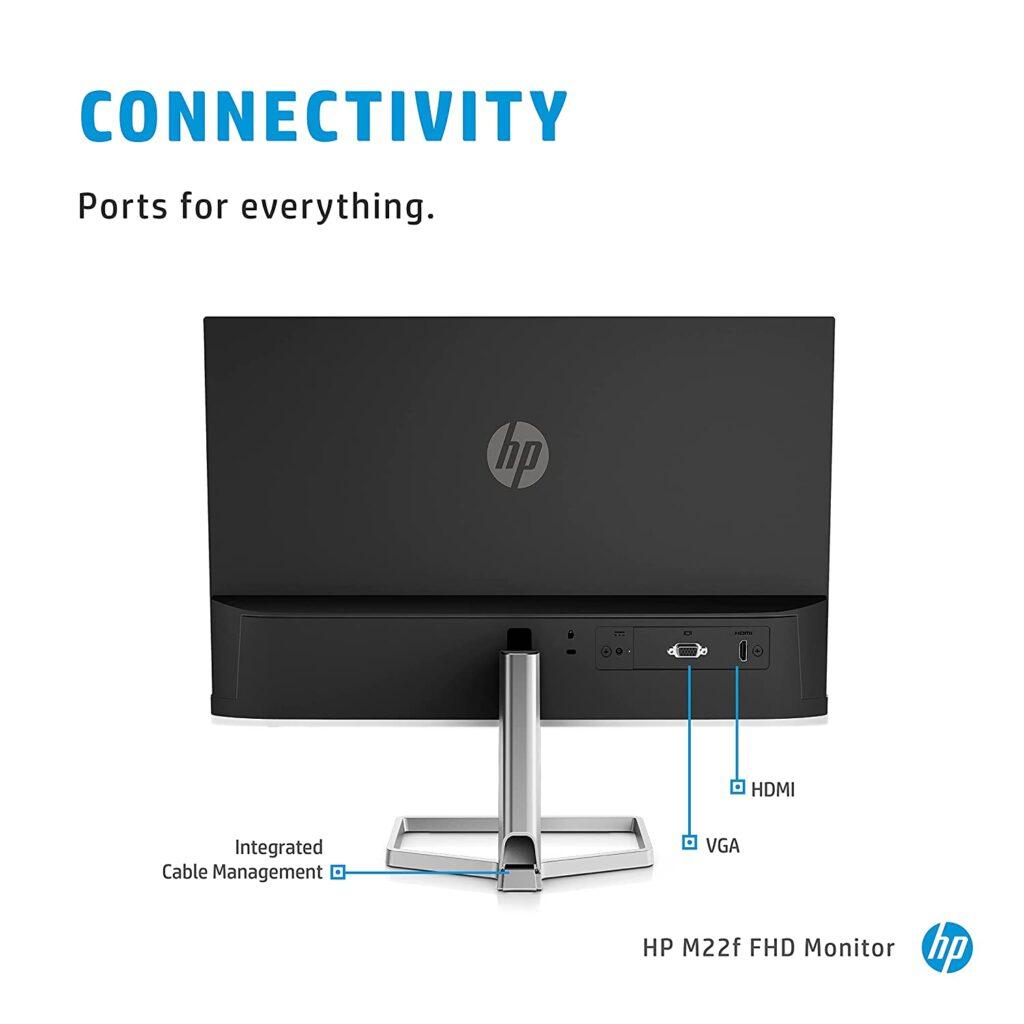 HP M22f 2E2Y3AA Monitor