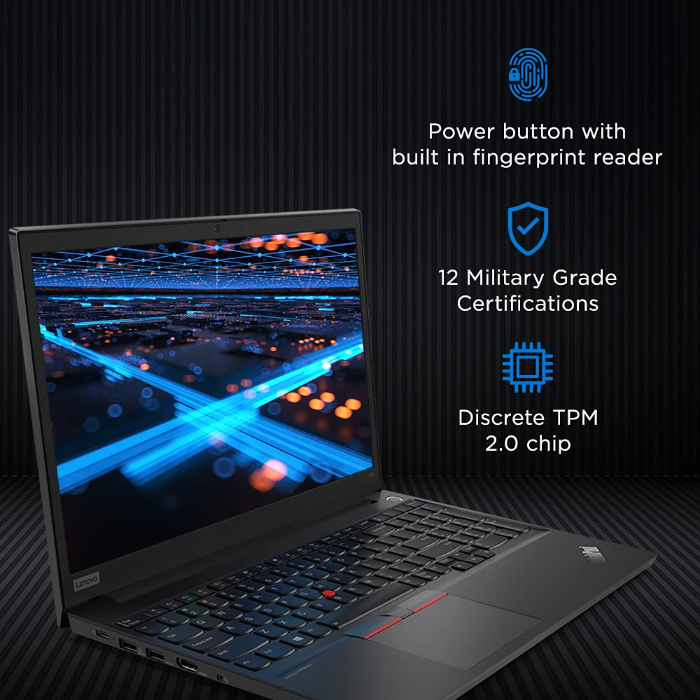 Lenovo 20TDS0G400 ThinkPad E15 Specs