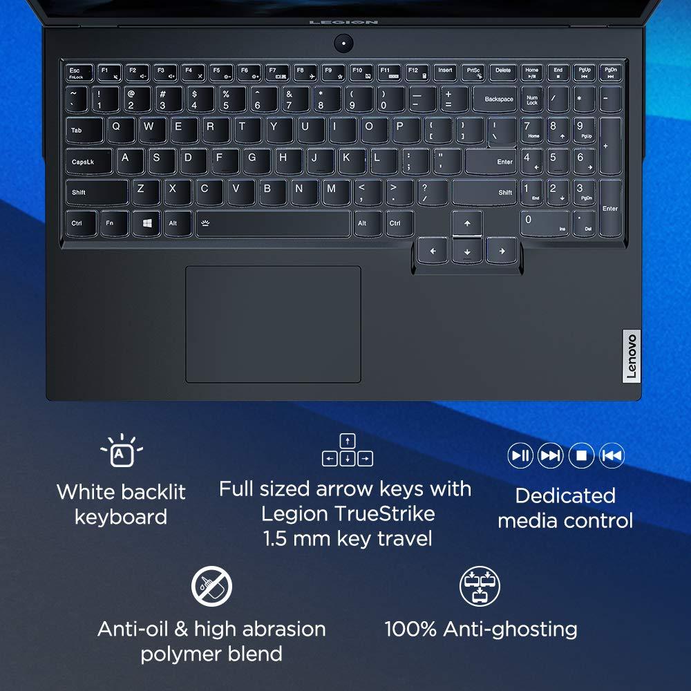 Lenovo 82B500RPIN Legion 5 keyboard