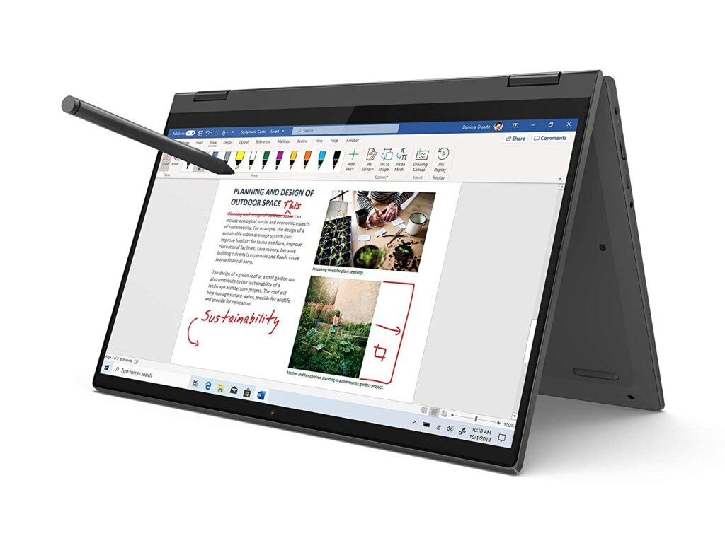 Lenovo IdeaPad Flex 5 82HU00CQIN