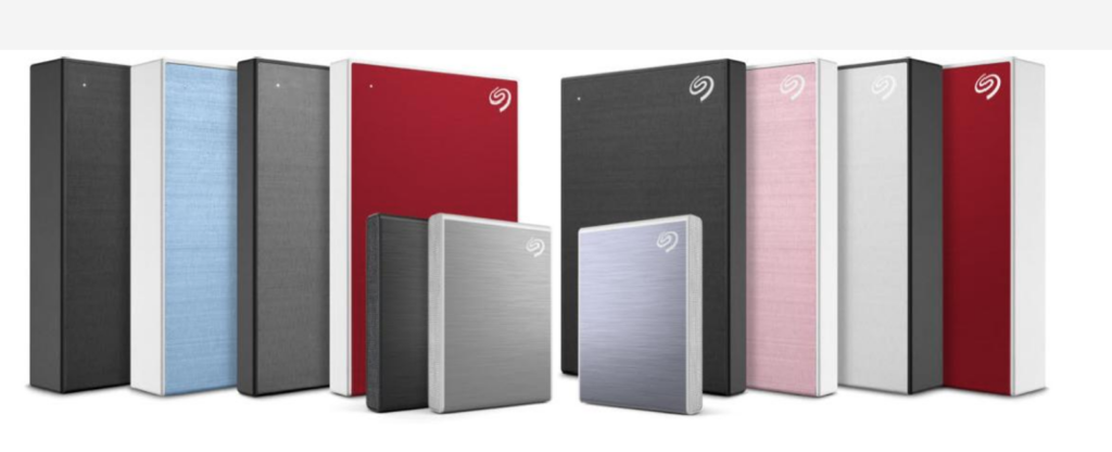 Seagate One Touch HDD India