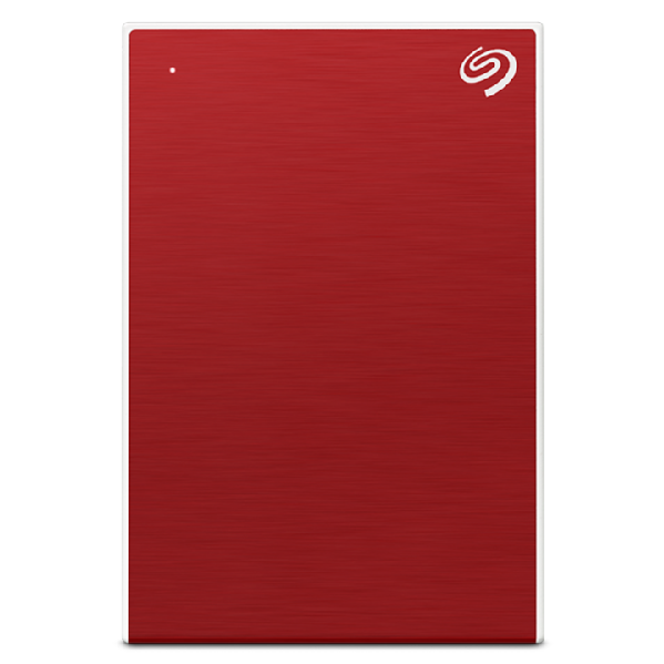 Seagate One Touch Password Red India