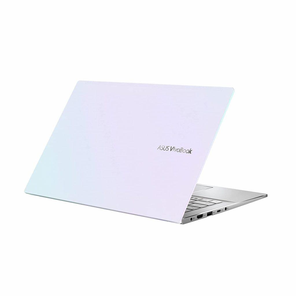 ASUS S433FL EB167TS Laptop back