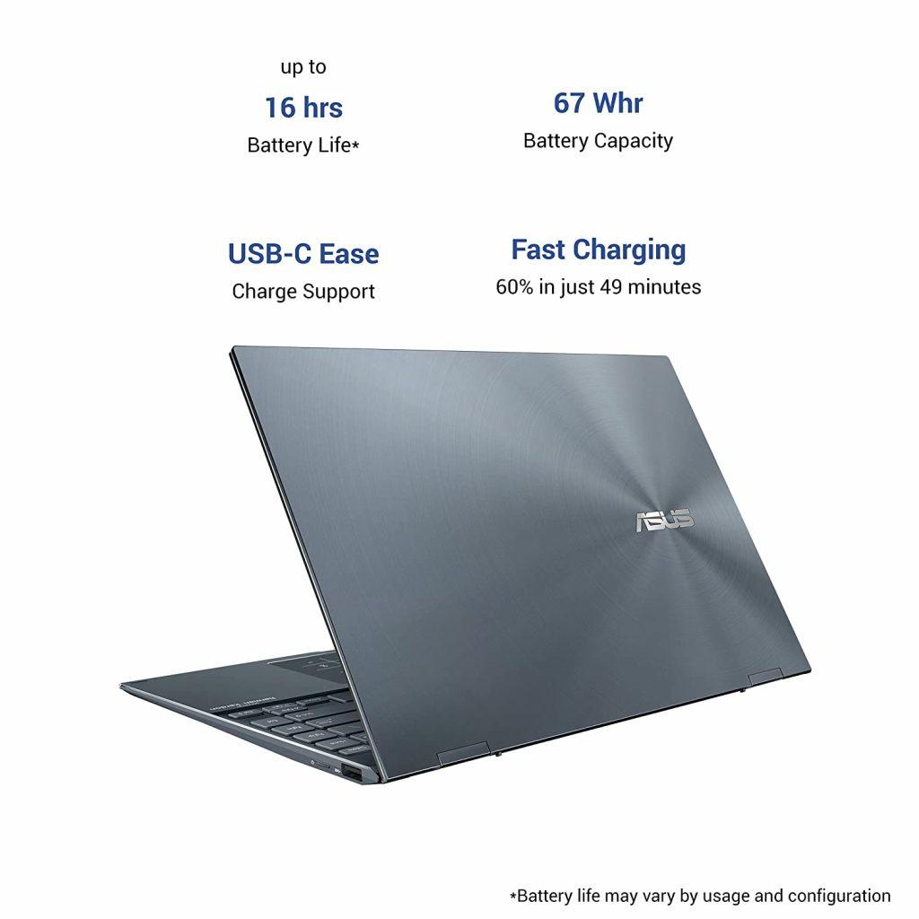 ASUS ZenBook Flip 13 2021 UX363EA HP296R battery