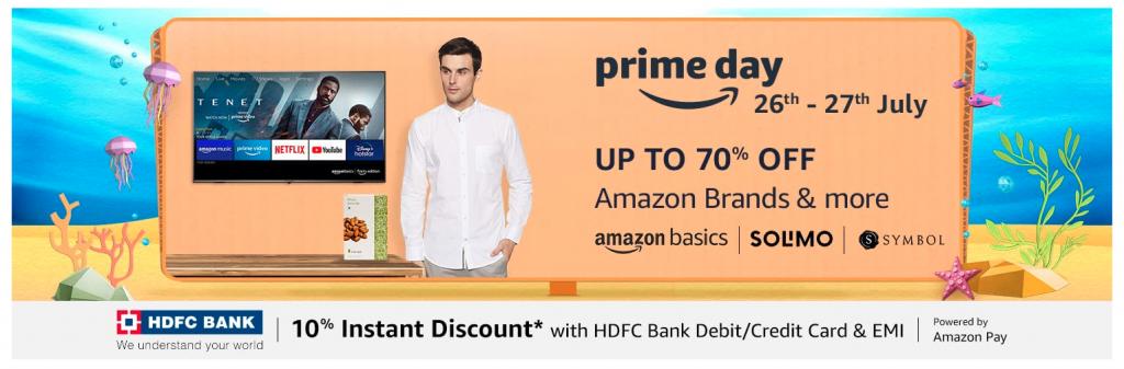 Amazon Prime Day 2021 India Fashion Deals