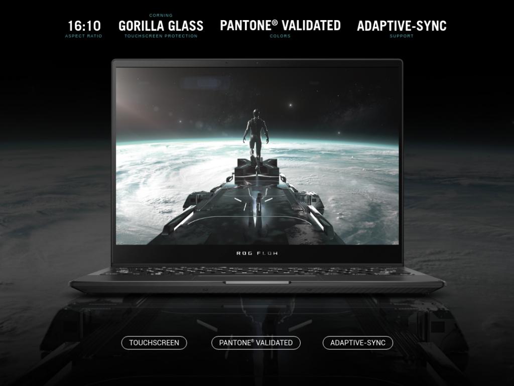 Asus GV301QH K5459TS XG Mobile display