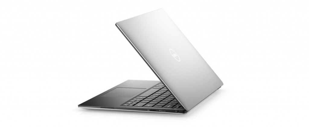 Dell XPS 9305 D560050WIN9S back view