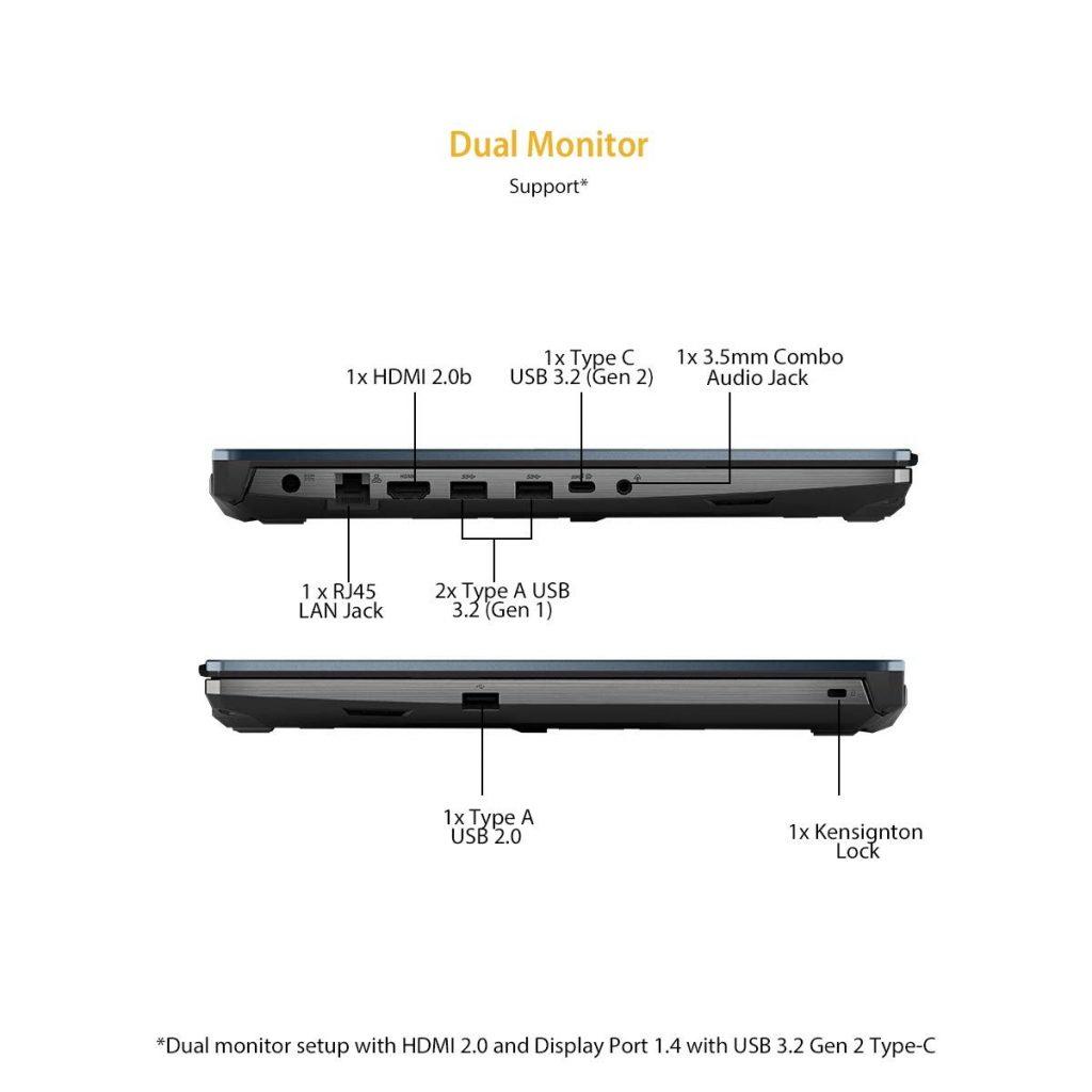 FX566LH BQ275T USBports