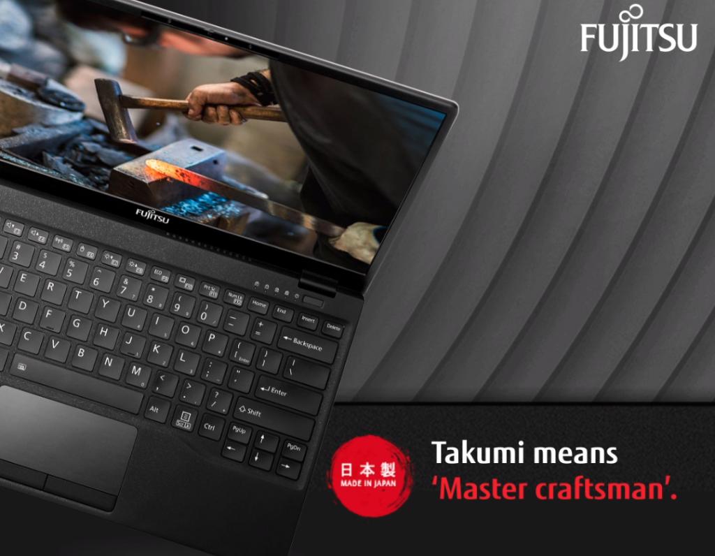Fujitsu UH X India Laptop