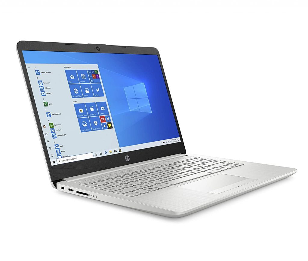 HP 14s dk0501AU Laptop