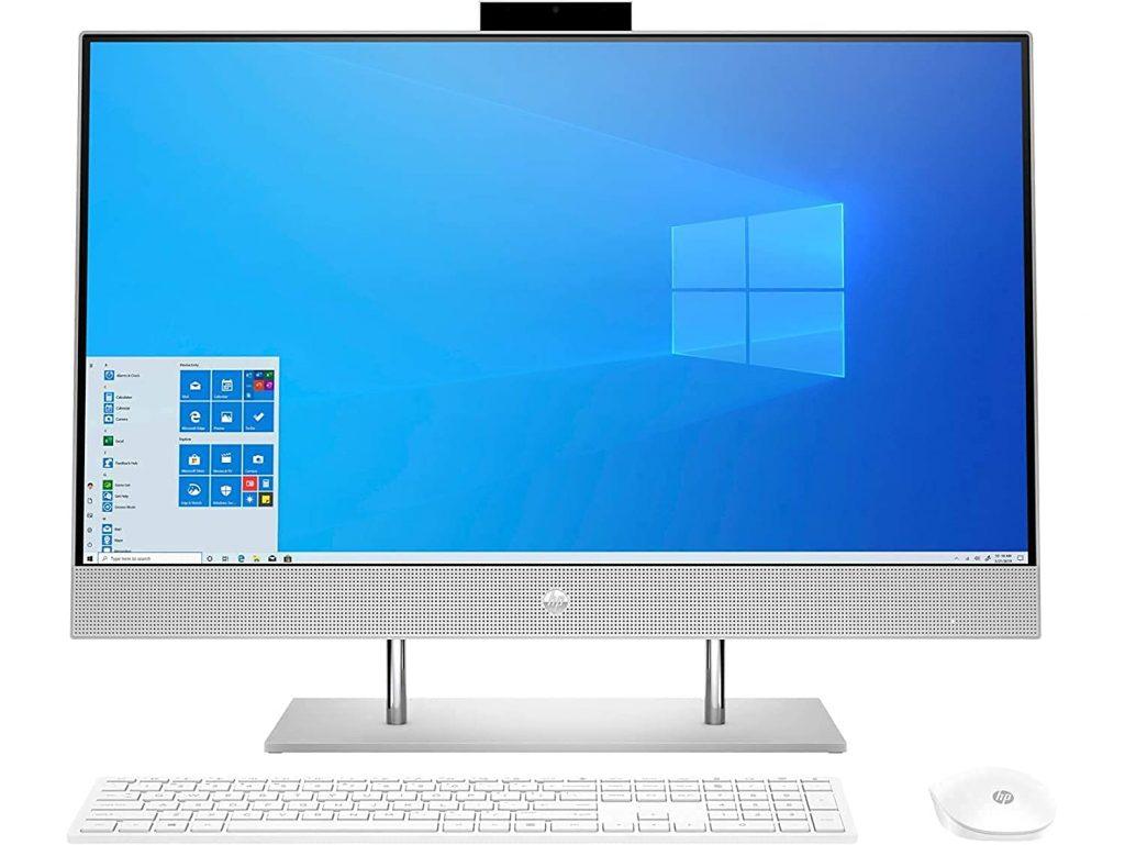 HP 22-df0444in AIO Desktop Price in India