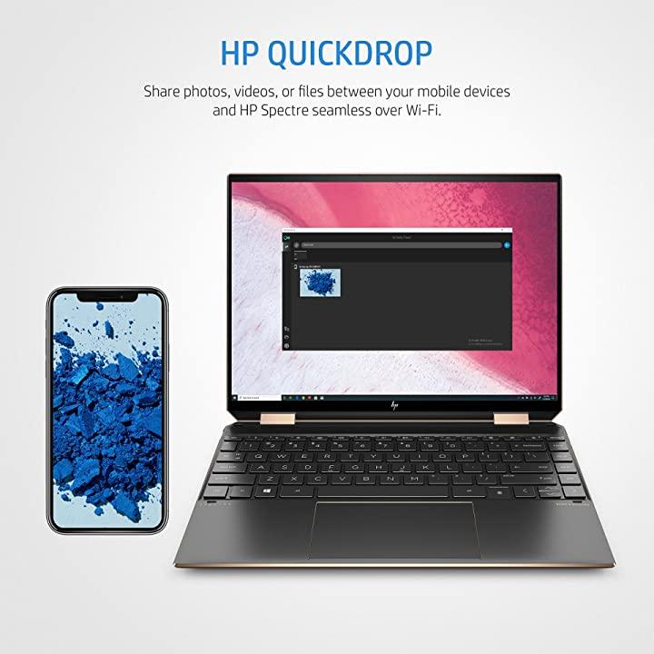 HP Spectre x360 14 ea0538TU Laptop features