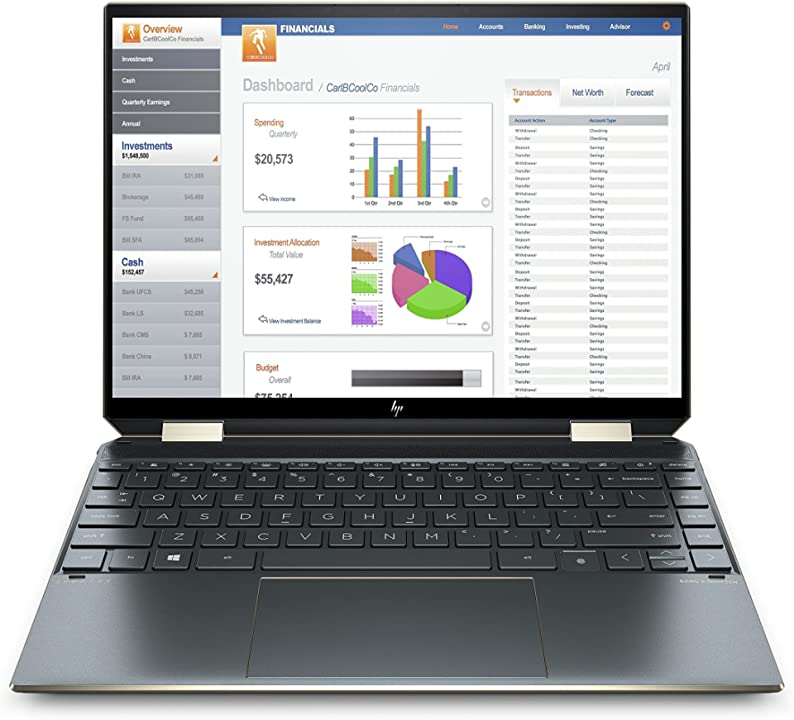 HP Spectre x360 14 ea0538TU Laptop