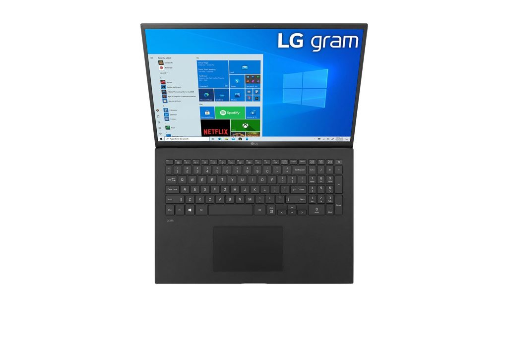 LG Gram 17Z90P-G-AH75A2 Launched in India