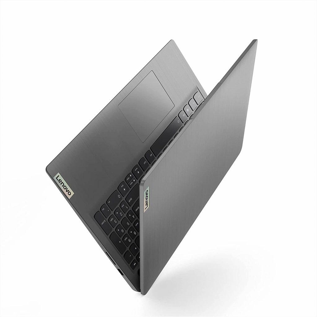Lenovo 82H801CWIN IdeaPad Slim 3 2021 closed