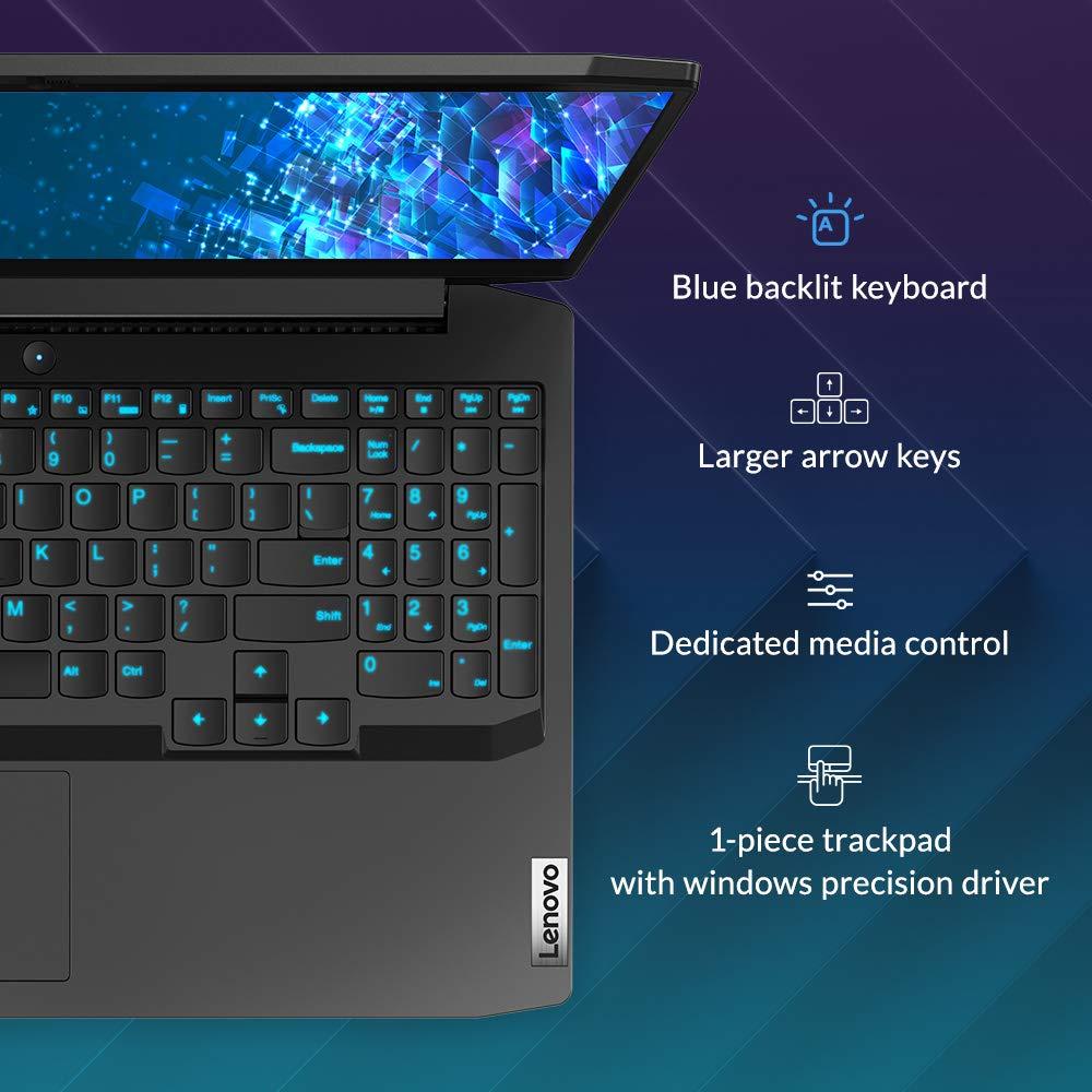 Lenovo IdeaPad Gaming 3 81Y4019EIN keyboard