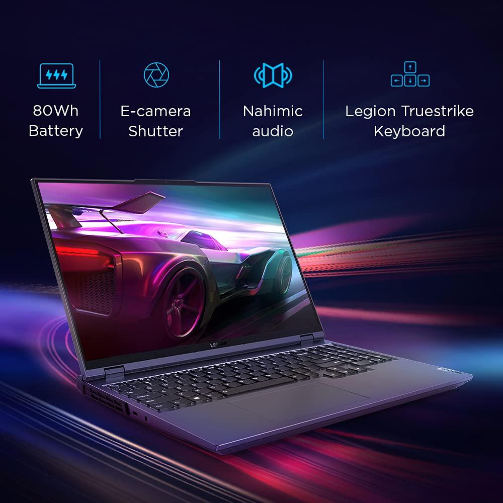 Lenovo Legion 5 Pro 82JQ0062IN features