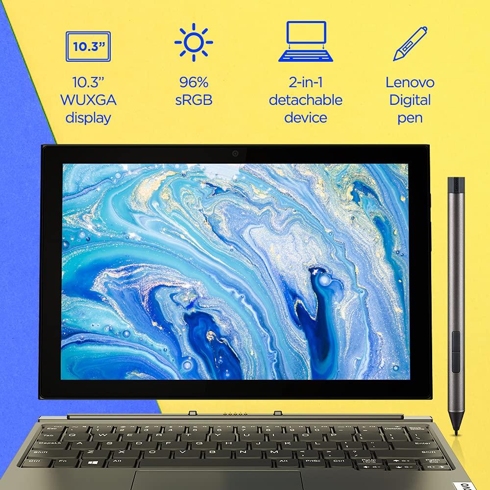 Lenovo Tab IdeaPad Duet 3i 82AT00DCIN display