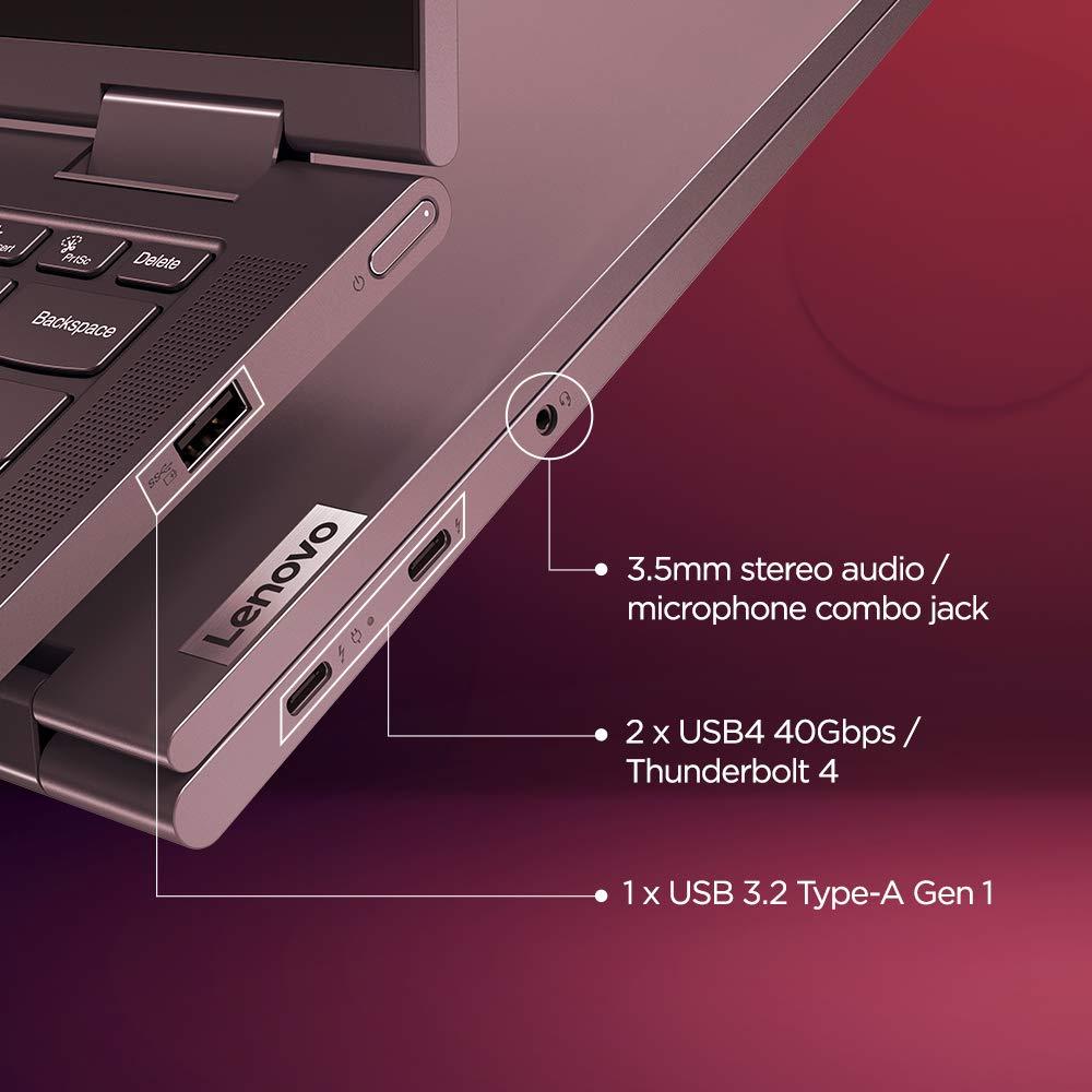 Lenovo Yoga 7 82BH00CTIN ports