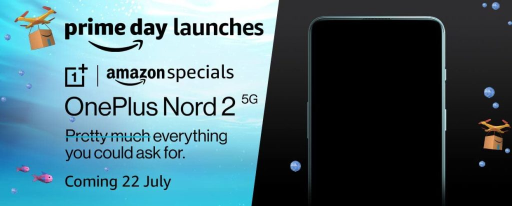 OnePlus Nord 2 5G India Launch