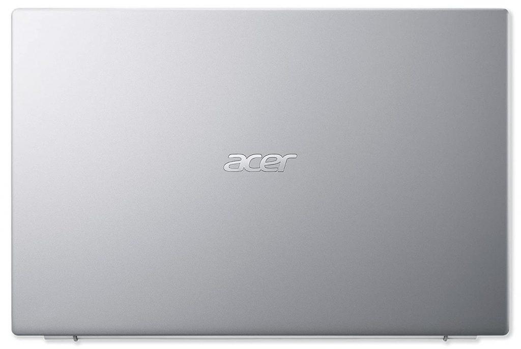 Acer Aspire 3 A315 58G closed