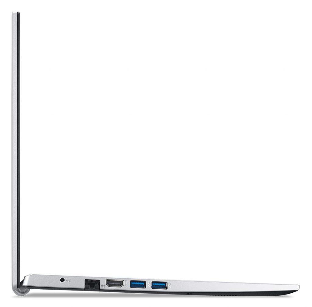Acer Aspire 3 A315 58G ports