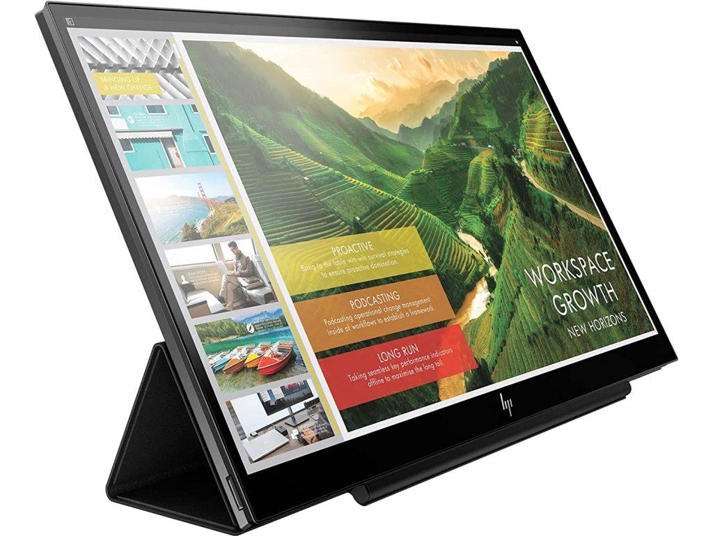 HP EliteDisplay S14 3HX46AA India 1