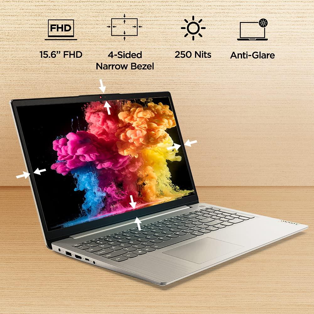 Lenovo IdeaPad Slim 3 2021 82H80156IN display