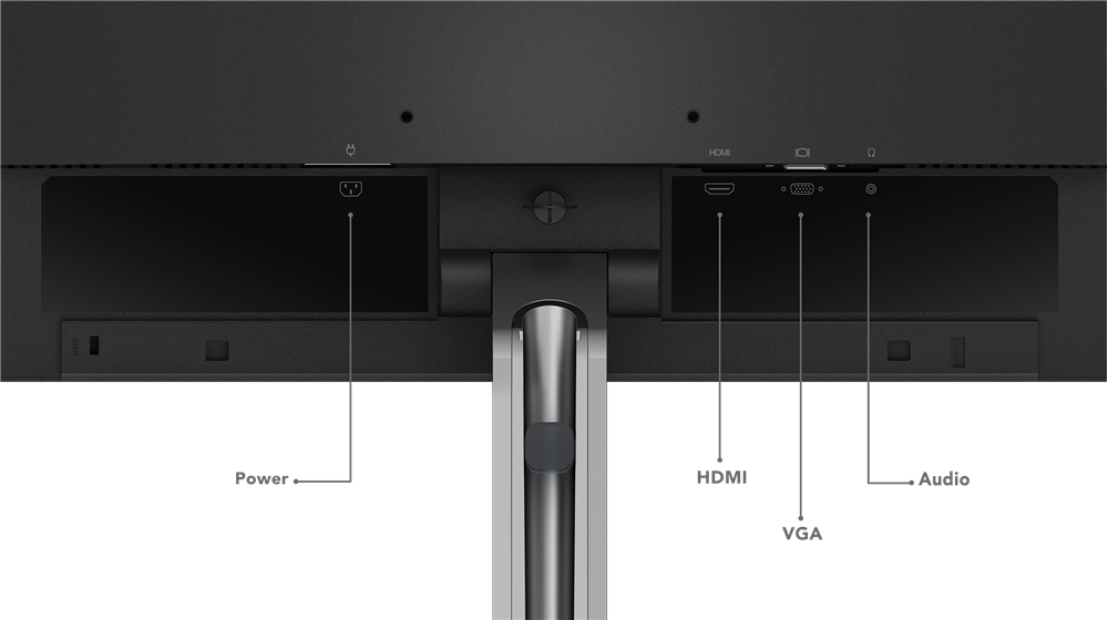 Lenovo L Series L22i 30 Monitor ports